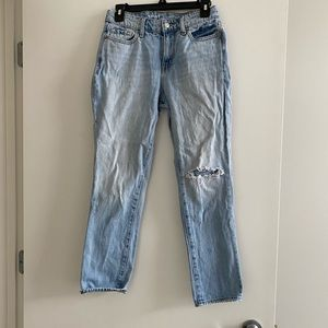 Old navy High Rise Straight droit Jeans